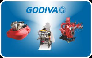 Godiva Banner Website