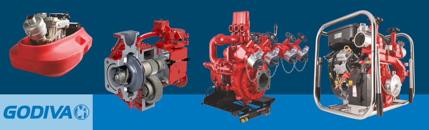 Godiva Pumps   Fire Pump Manufacturers in India   Fire