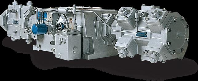 Industrial Gas Compressor Solutions